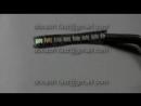 Металлические ленты с голографическими цифрами в нашем исполнении