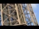 Вид на Эйфелеву башню с кораблика.