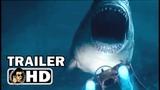 THE MEG Official International Trailer #3 (2018) Jason Statham Shark Horror Movie HD