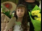 В детской музыкальной школе г. Комсомольское состоялся сольный концерт Карины Пономаренко