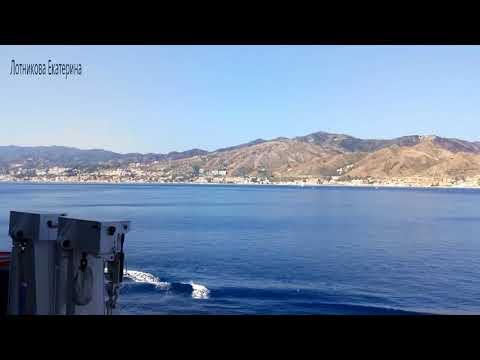 Проплываем Сицилию