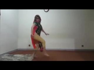 Afreen  home dance