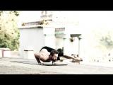 The Flow of Breath  Ashtanga Yoga Demo  Ty Landrum