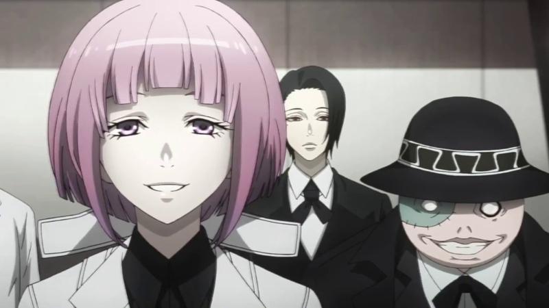 Tokyo Ghoul re Episode 11 Furuta Nimura moments Part 1