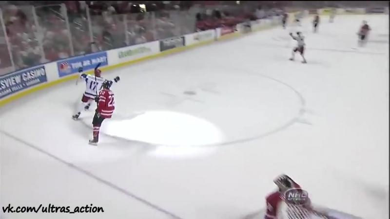 Канада 3-5 Россия. Финал молодежного чемпионата мира по хоккею 2011 (720p)