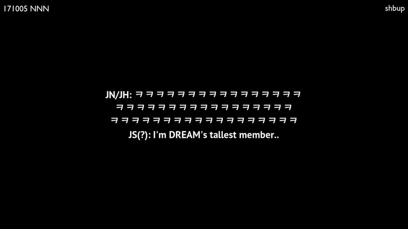 [ENG] 171005 Jisung(?) calls into NNN on their 200th day
