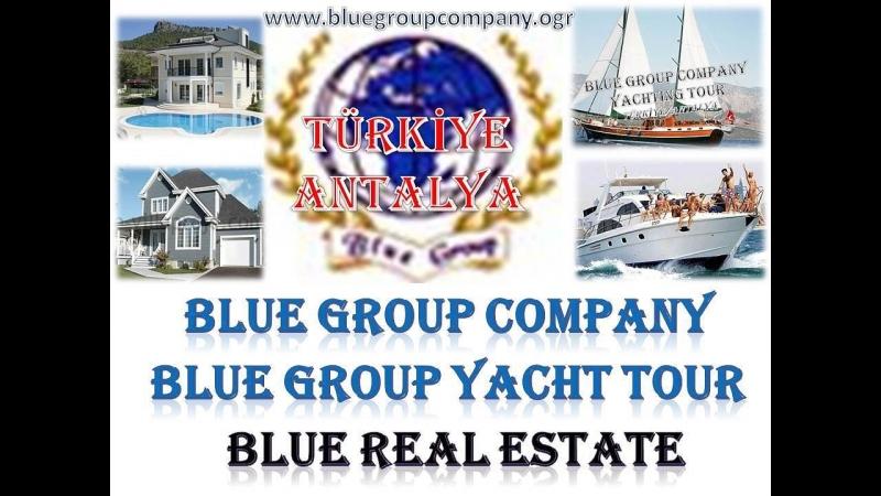 BLUE GROUP COMPANY BLUE VOYAGE YACHTİNG TURKEY ANTALYA