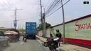 Скутерист выжил после проезда грузовика по его голове