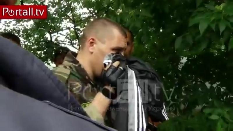 Новости Украины сегодня. Луганск. Продолжение штурма погранотряда_ доставлено но
