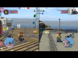 Lego City Undercover with my Son 15