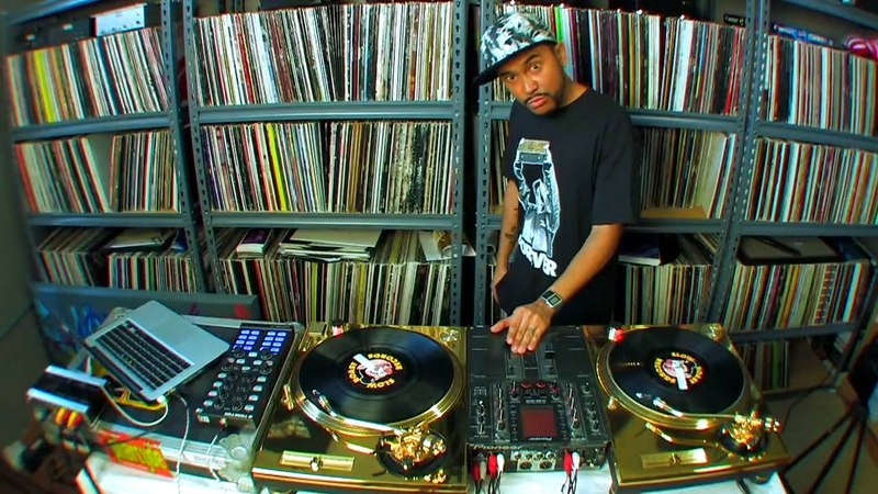 Turntablist legend DJ Craze Performs on TRAKTOR SCRATCH PRO and KONTROL X1 | Native Instruments