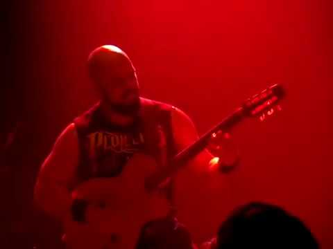 Soulfly - Acoustic Guitar Solo, Dresden 2018
