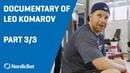 Leo Komarov -dokumentti | Osa 3/3 | NordicBet