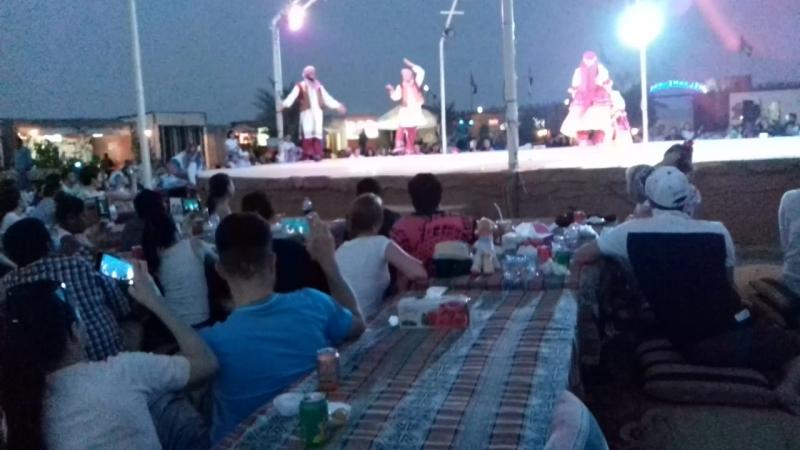Дубай Трад танцы