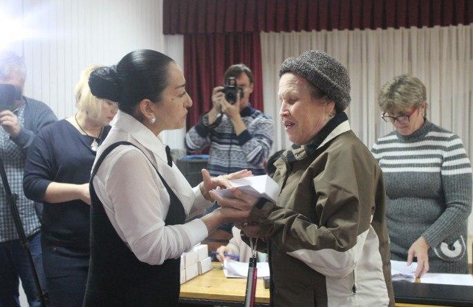 Жители Зеленчукского района получили «Слепсунги»