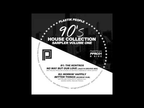The Kentros - No Way But Our Love (Jazz-N-Groove Mix) - PPRC01