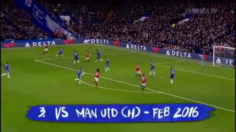 Thibaut Courtois - Thank you Chelsea TV (@chelseafc ) for this video with a Top 5 of my saves! Did they leave a better one outߤ