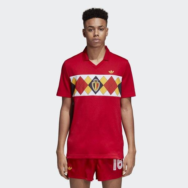 Футболка Belgium