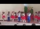 Намибия Утренник в детском саду Украинский танец Черевички