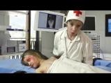Дети играют в доктора - Травма на детской площадке: ударили качелью