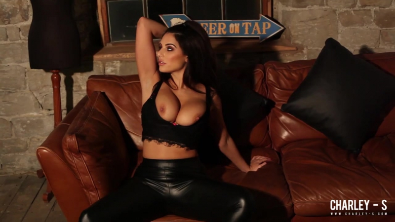 Charley S BTS in leather