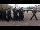 Барнаул Краевой Сборочный Пункт Папанинцев Весенний призыв.