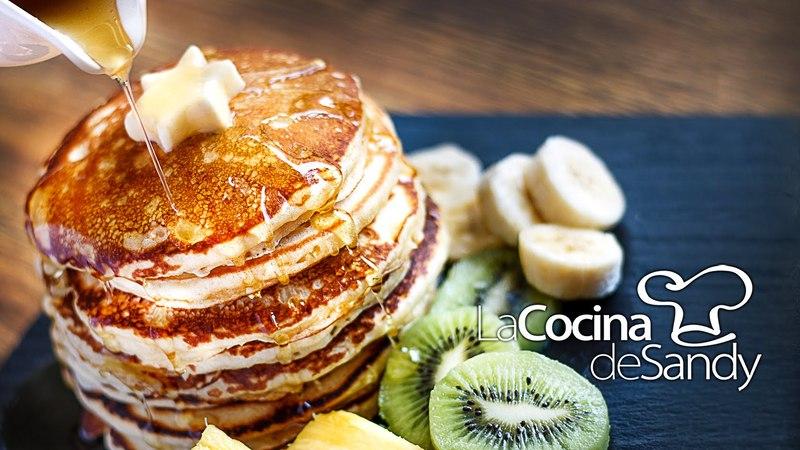 Tortitas americanas en 5 minutos tus pancakes originales