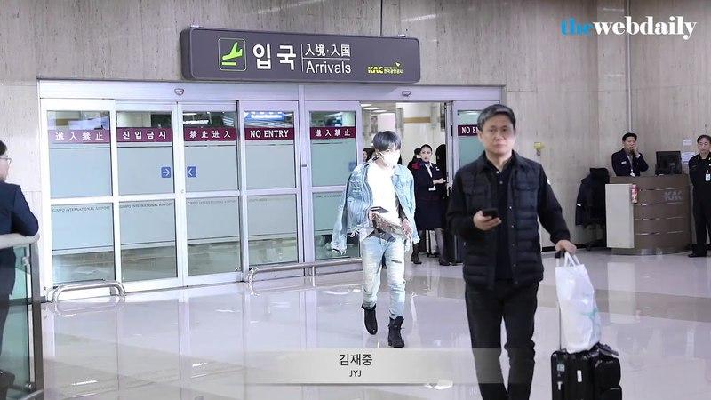 [1080] 180414 Jaejoong by thewebdaily 김재중 Jaejoong ジェジュン 金在中