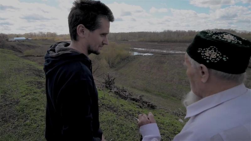 Фрагмент документального фильма . Серые Волки 2016 г.
