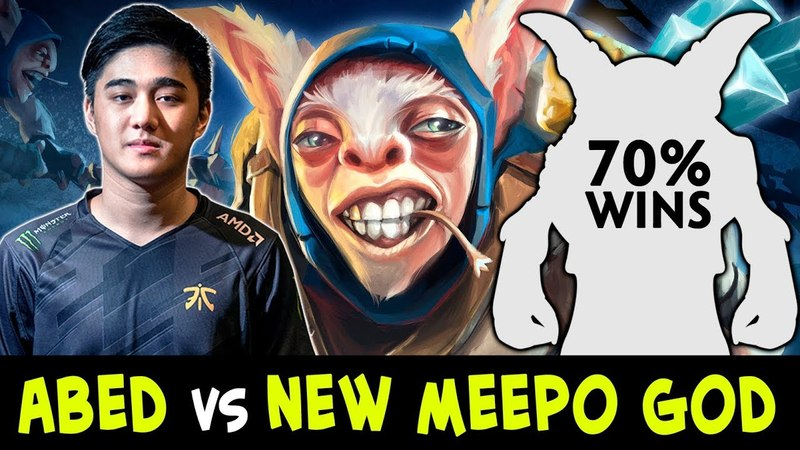BEST Meepo in Dota Abed vs new Meepo GOD — who is better