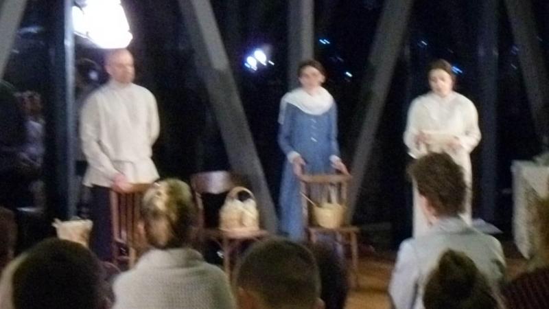 Активный театр - Толстого нет. (Калуга, ИКЦ, 19.05.2018)