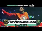 The Neighborhood 3rd Place Team Division World of Dance Dallas 2018 WODDALLAS18