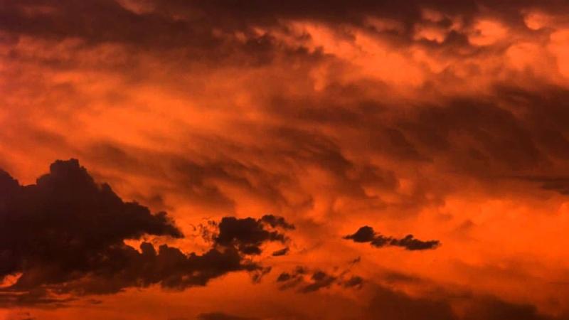 Футаж Облака 4