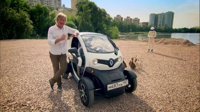 Top Gear | Поездка в Россию | Часть 1