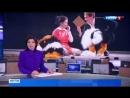 Вести Москва Громкая премьера Театр Наций превратил Му Му в комедию