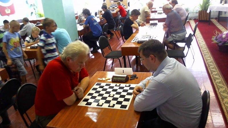 Мурашев - Горюнов, блиц-турнир