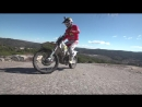 How to ride a dirtbike like a bicycle
