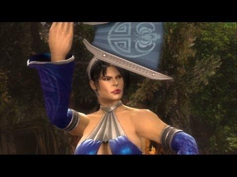 Mortal Kombat Kitana and Sindel Tag Ladder Walkthrough and Ending
