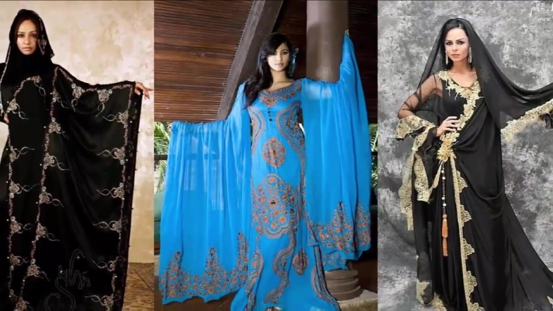 АРАБСКАЯ ЖЕНЩИНА _ МАКИЯЖ И ОДЕЖДА АРАБОК! MAKEUP AND CLOTHES OF ARAB WOMEN