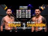 Frankie Edgar vs Cub Swanson