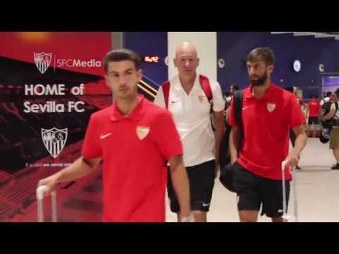 En Sevilla pero solo 24 horas. Mañana destino Zurich