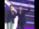 171202 Melon Music Awards kaihun warm part2