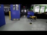 Testing Robustness Boston Dynamics