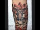 Devil's Light Tattoo