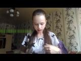 Юная школьница рассказывает о своих первых месячных.