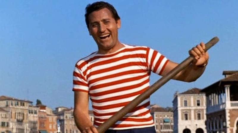 Х/Ф Венеция, луна и ты / Venezia, la luna e tu (Франция - Италия, 1958) Романтическая комедия, в главной роли Альберто Сорди.