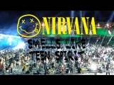 Флэшмоб: 500 барабанщиков, 500 гитаристов и 10 000 солистов исполняют Nirvana - Smells Like Teen Spirit