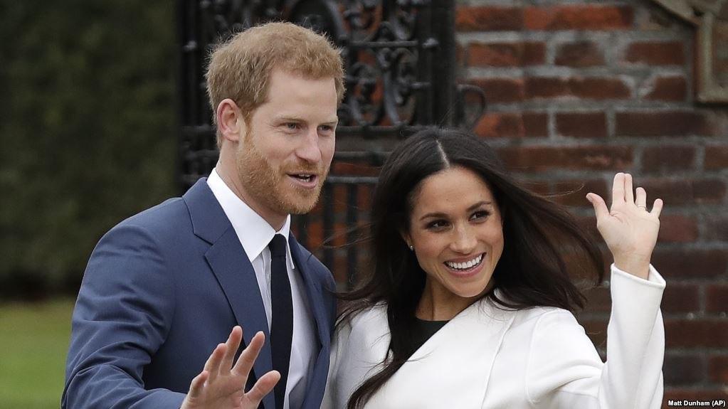 Свадьба принца Гарри и Меган Маркл: когда будет, где смотреть