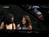 Хатия и Гванца Буниатишвили исполняют Либертанго Астора Пьяцолла