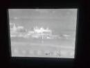 Сирийский Т-90 обстреливает позиции боевиков в Восточной Гуте.